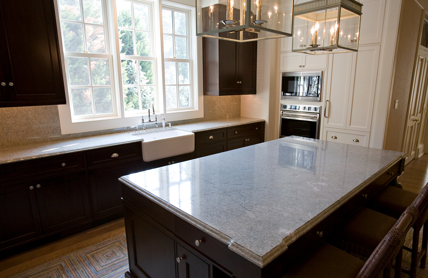 Costa Esmeralda Kitchen Granite Countertops