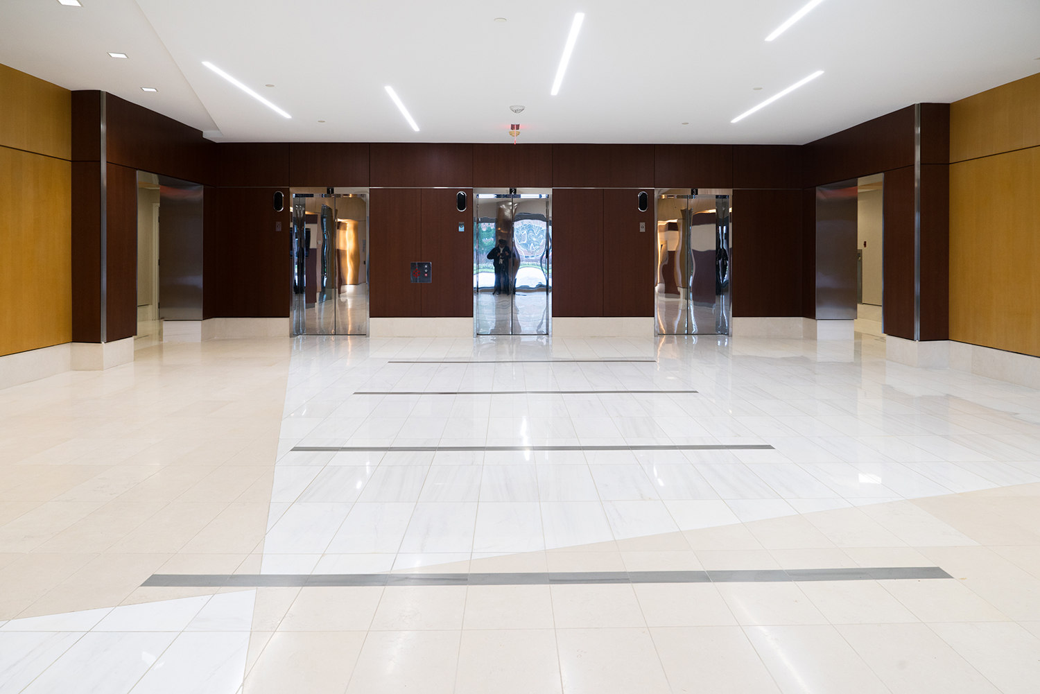 Twinbrook - Marble Floor A&S Interior & Amenity
