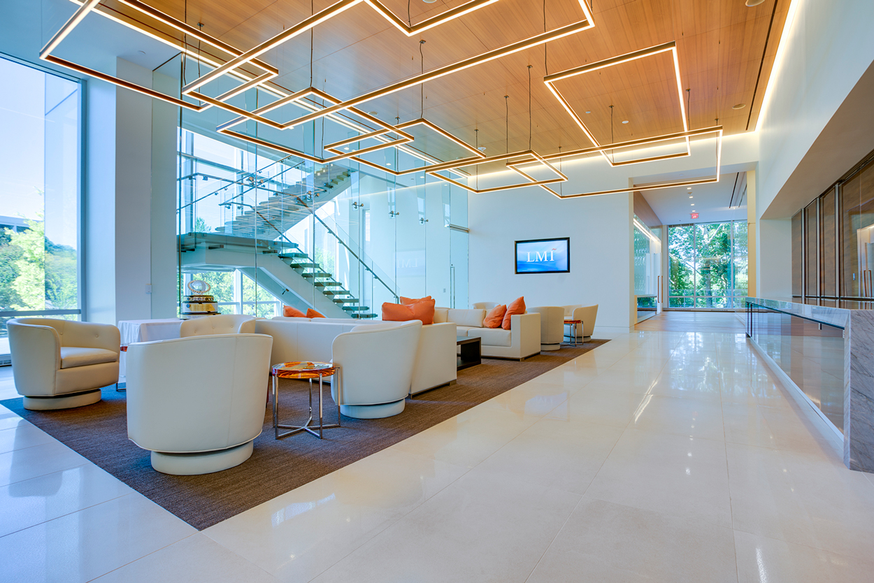 Lmi Tyson - A&S Corporate Office Work