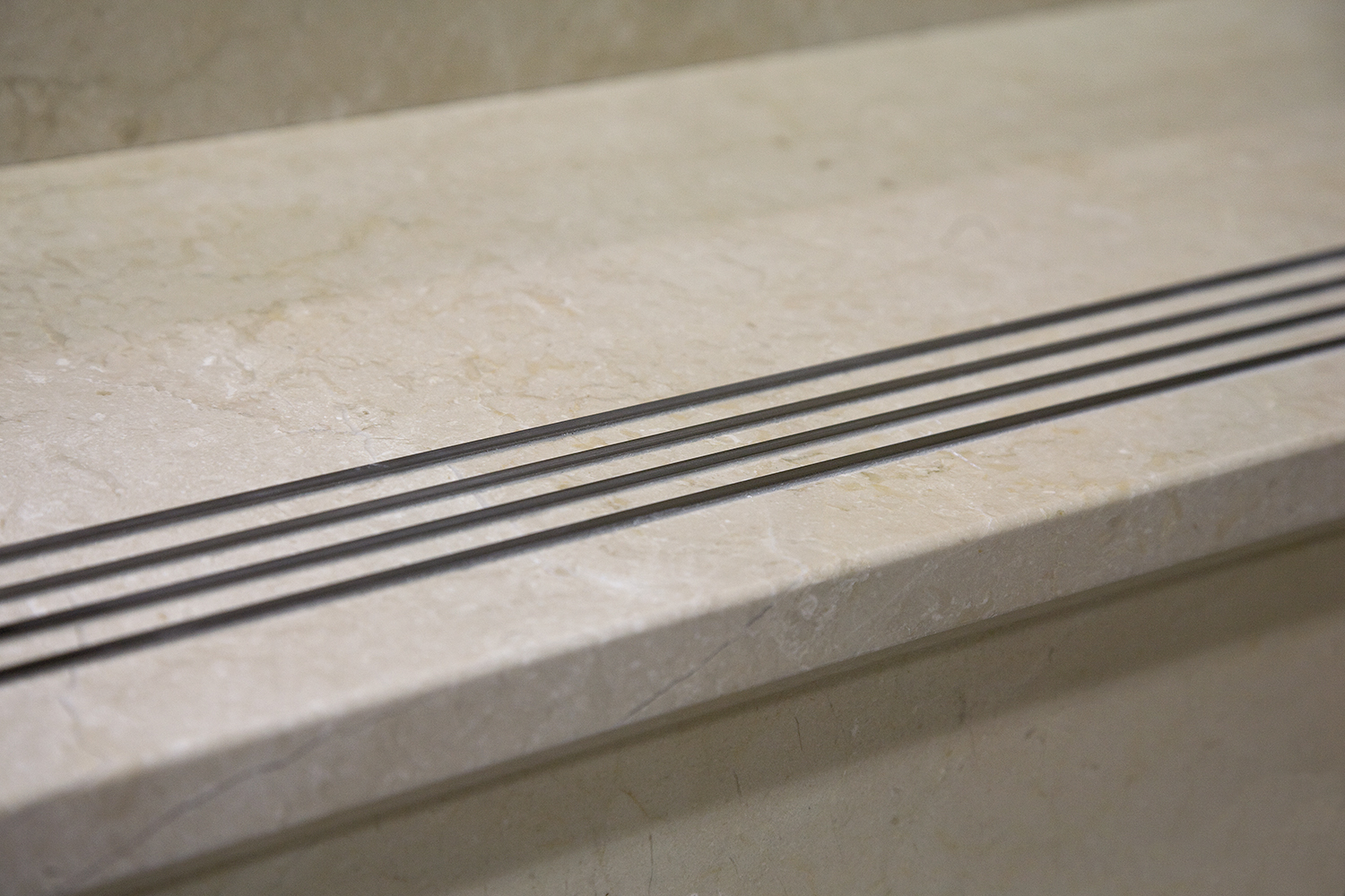 Commercial Marble Stair Tread