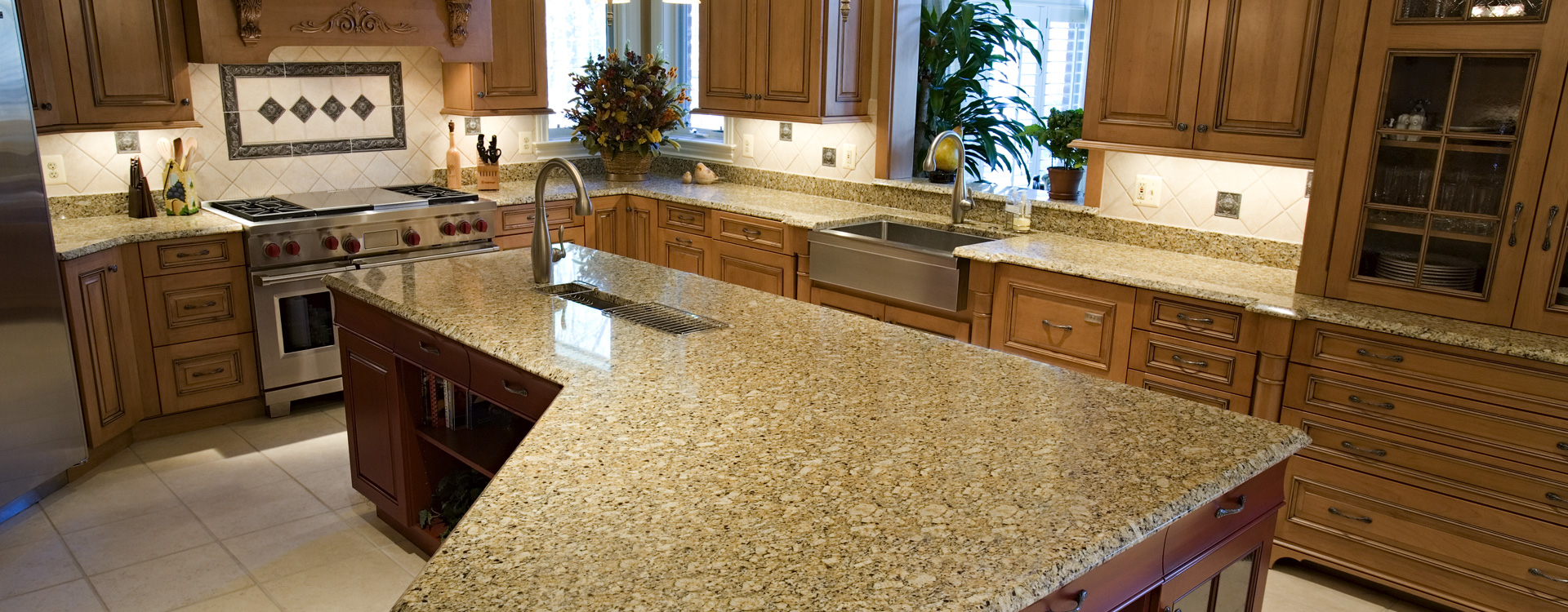 Granite Countertops | A&S Home Interiors