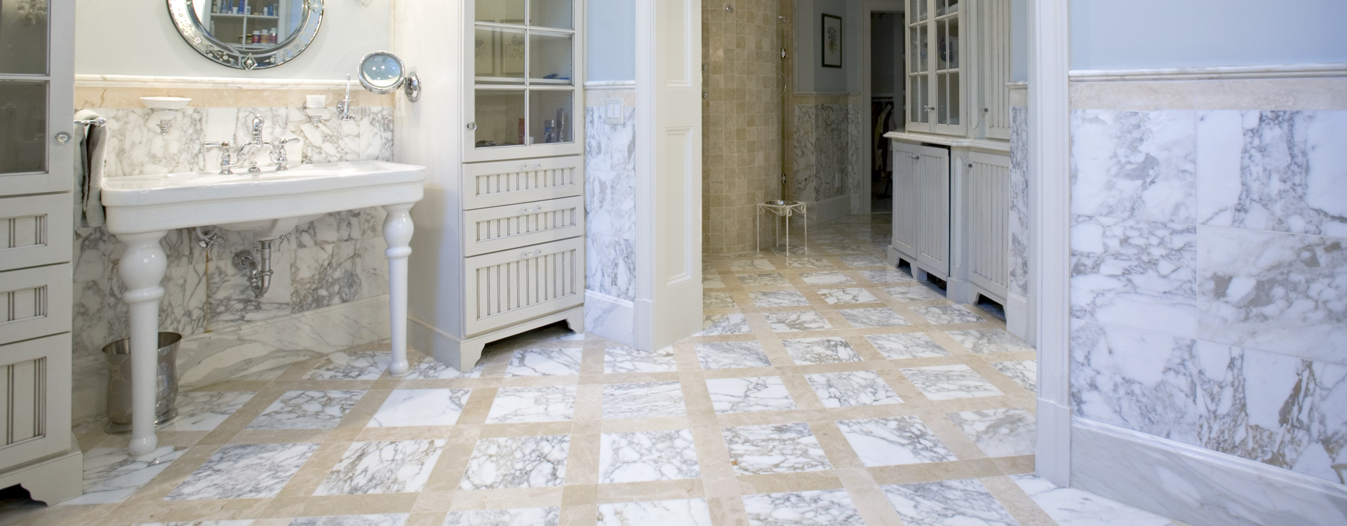 Bathroom Marble Design