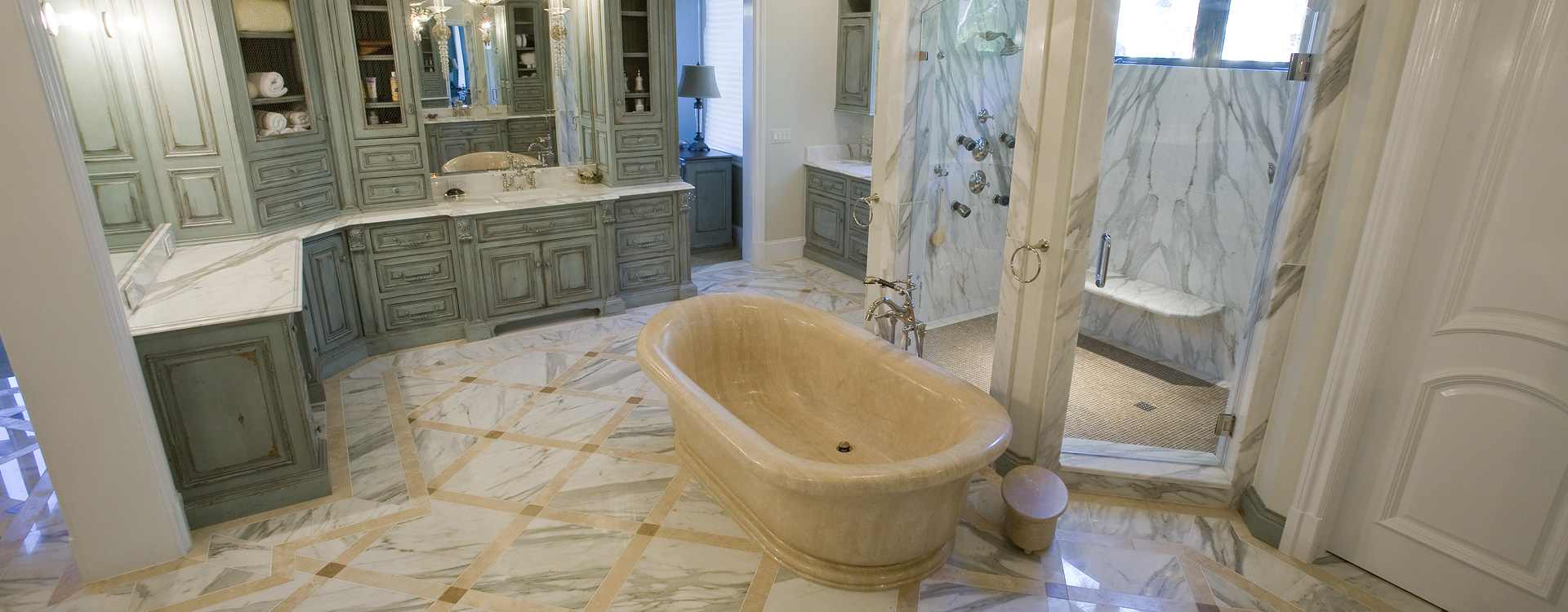 Bathroom Marble