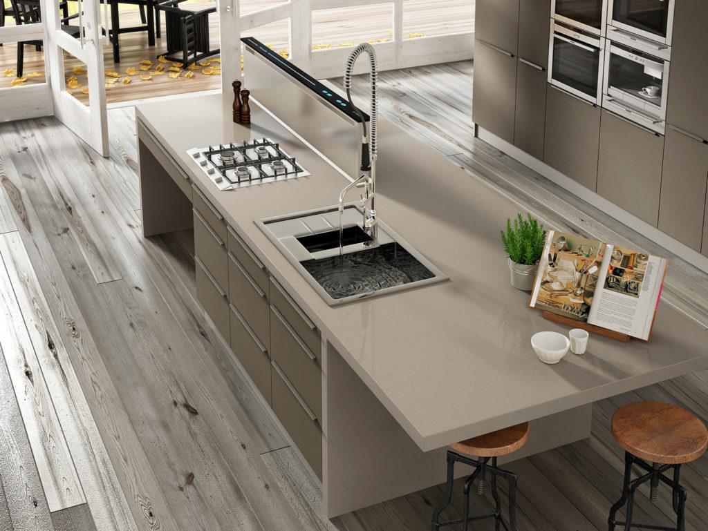 Silestone Engineered Quartz Countertops Design