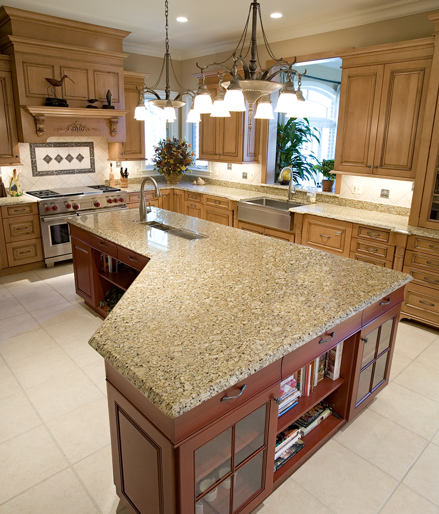 New Venetian Granite Large Bevel