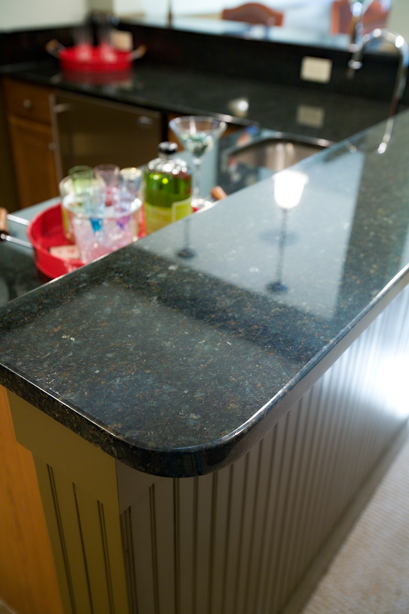 Ubatuba granite Countertops