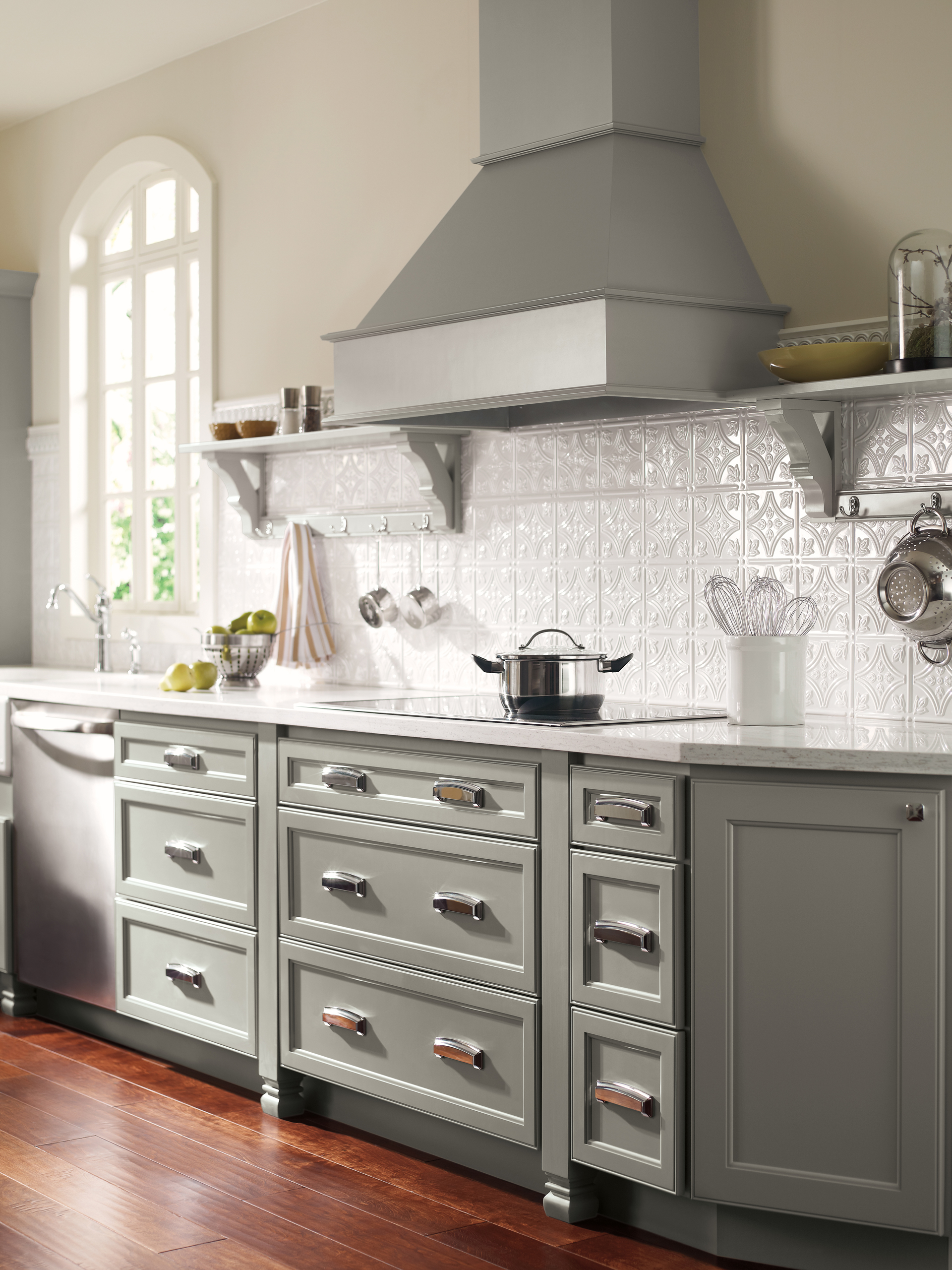 Homecrest Brenner Willow Kitchen Cabinetry
