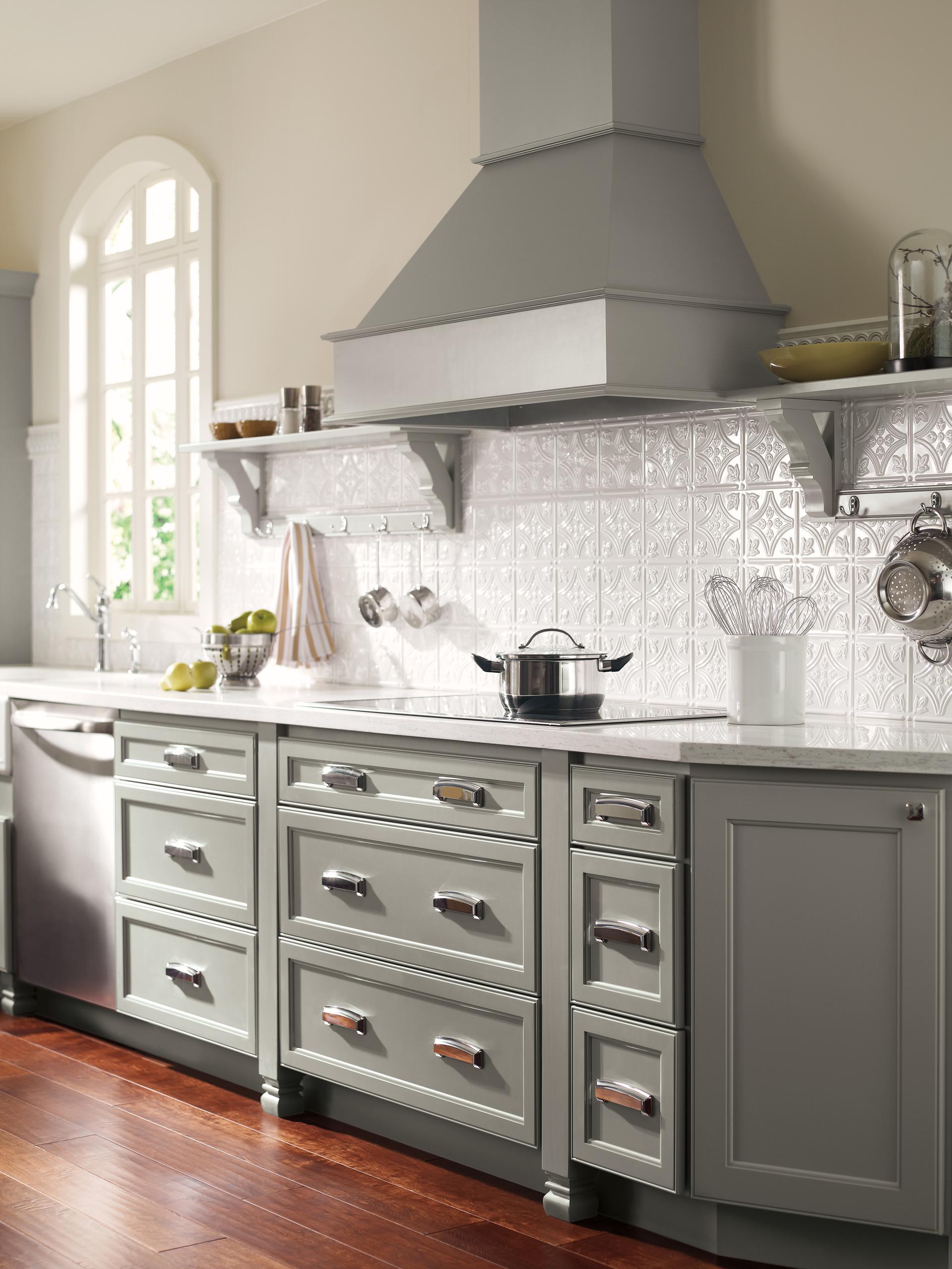 Homecrest Brenner Willow Kitchen Cabinetry