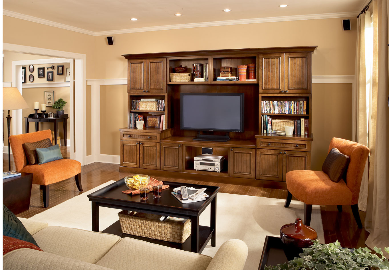 East Lake Cabinetry | Wolf Design