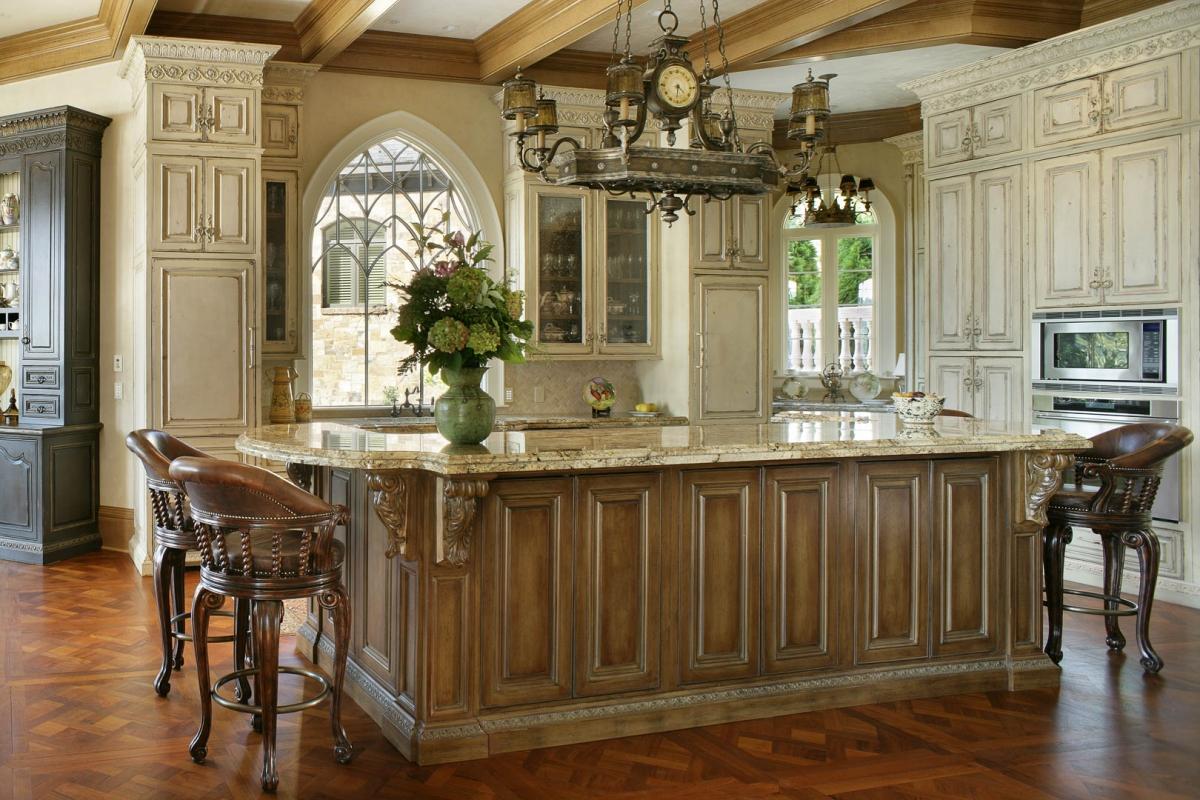 Habersham Home Island Cabinetry