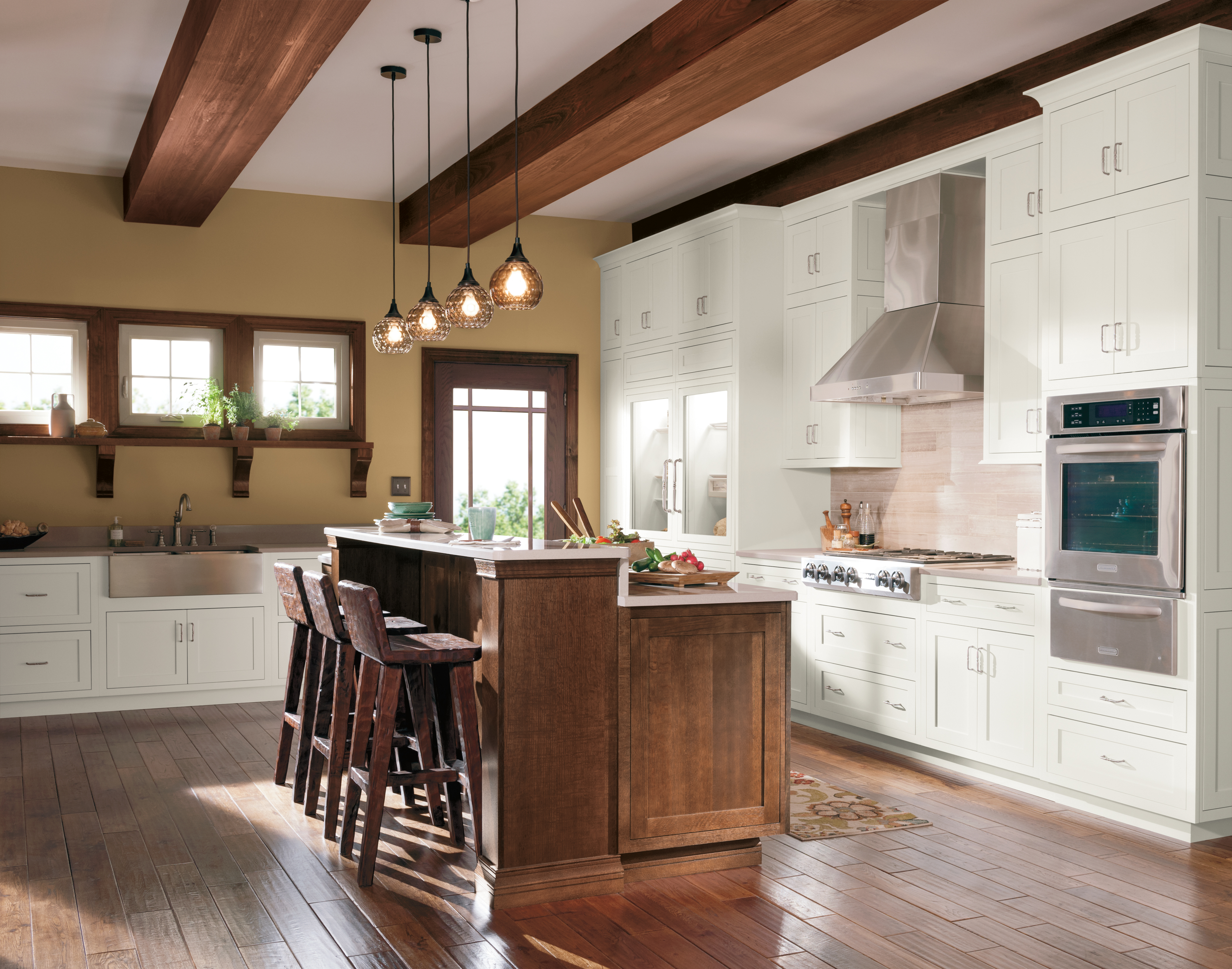 Decora Treyburn Kitchen | Beautiful Styles Cabinetry