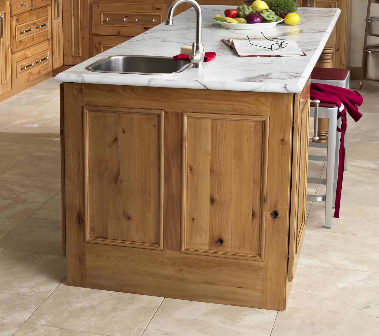 Hearthset Island Kitchen Cabinets