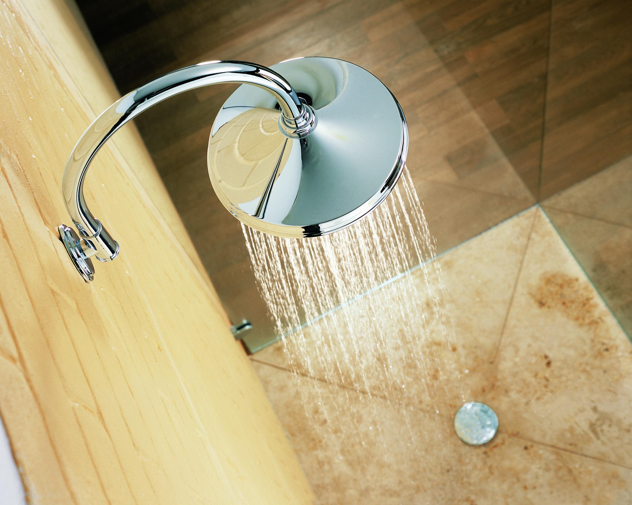 Grohe's Bathroom Showers