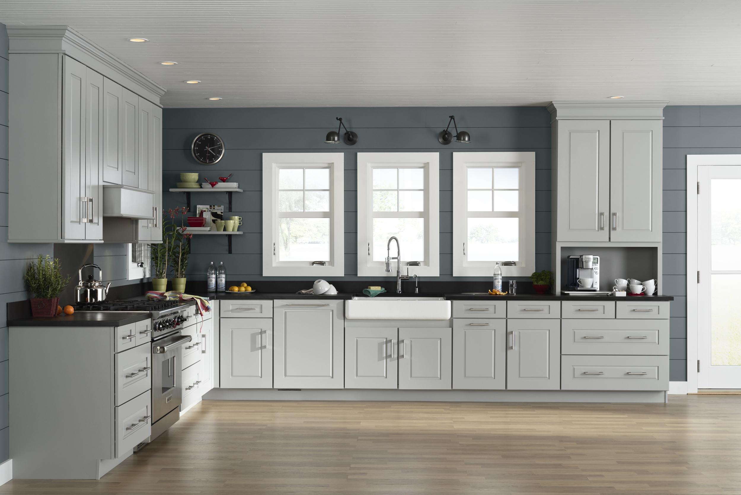 Wolf Designer Semi-Custom Kitchen Cabinets