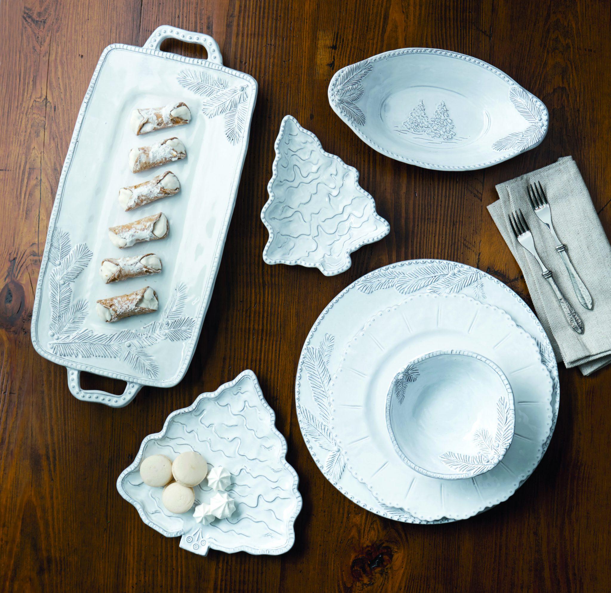 Arte Italica Bella Natale Entertainment - Dinnerware