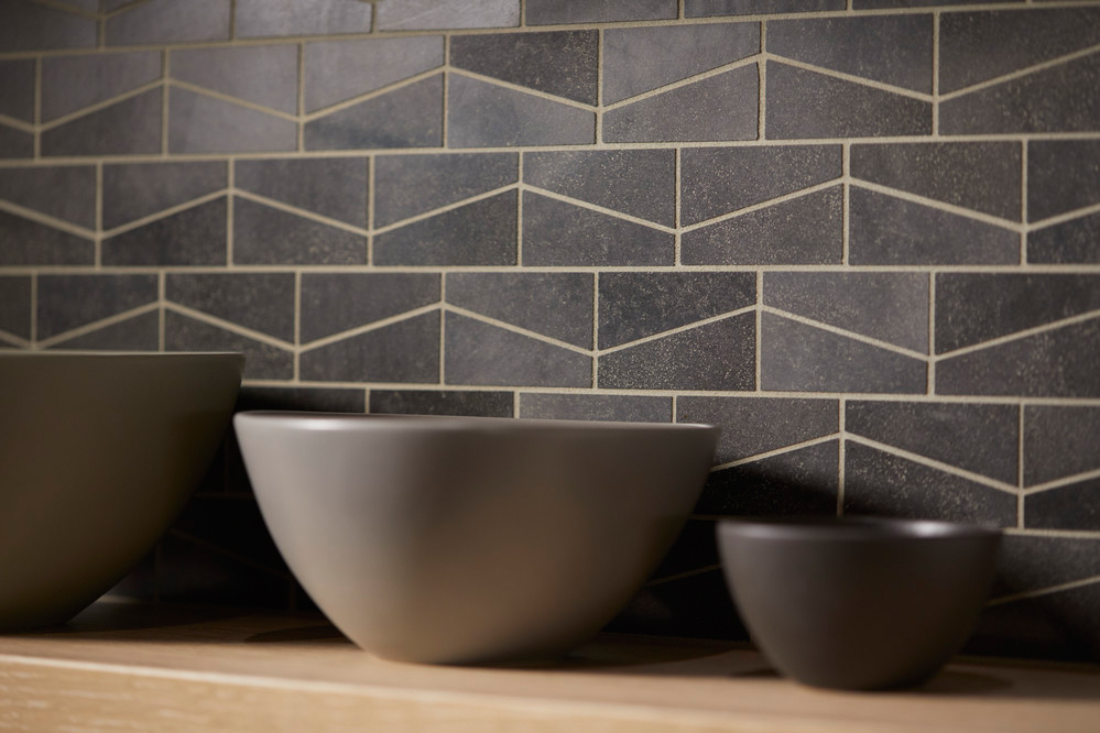 Daltile Dwell House Kitchen Backsplash Tiles