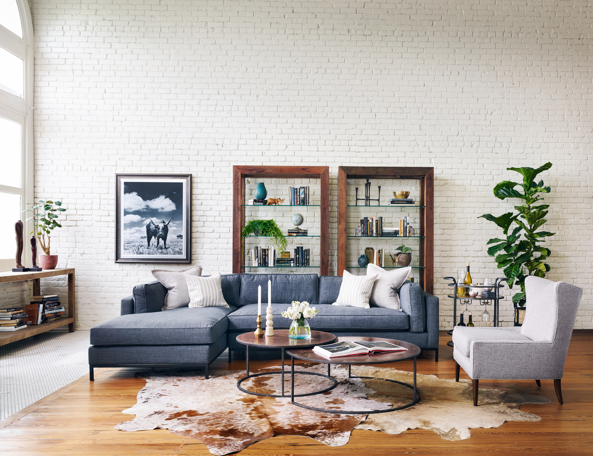 Four Hands Living Room Furniture And Sofas