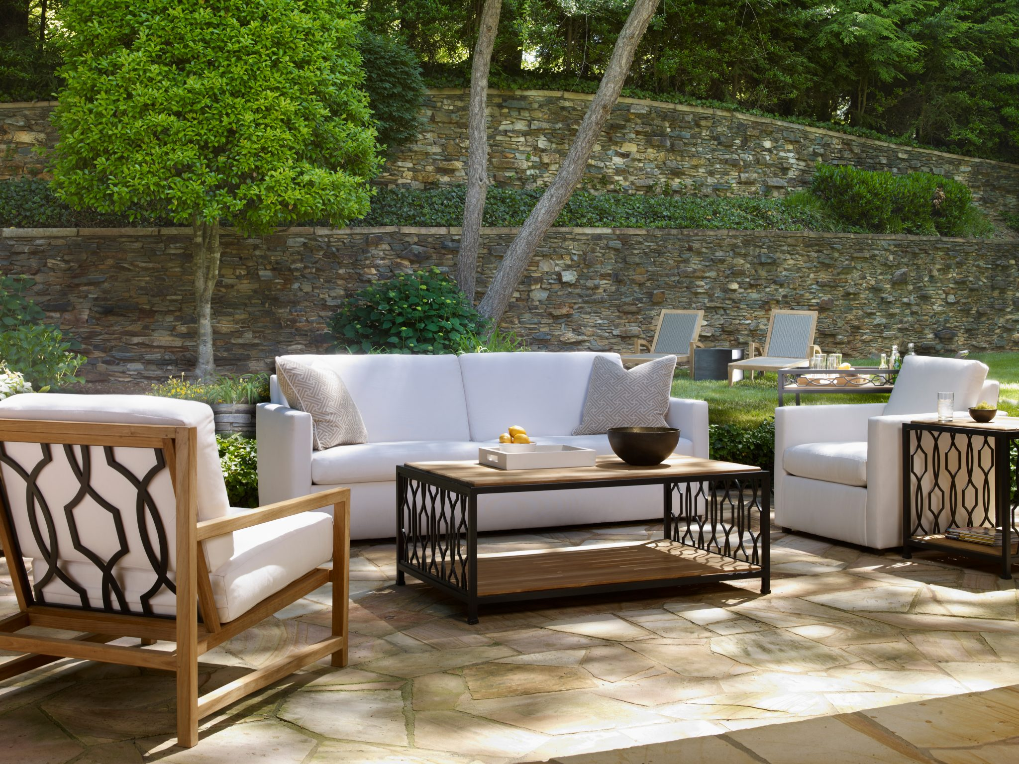 Fine Outdoor Furnishings Store Northern Virginia