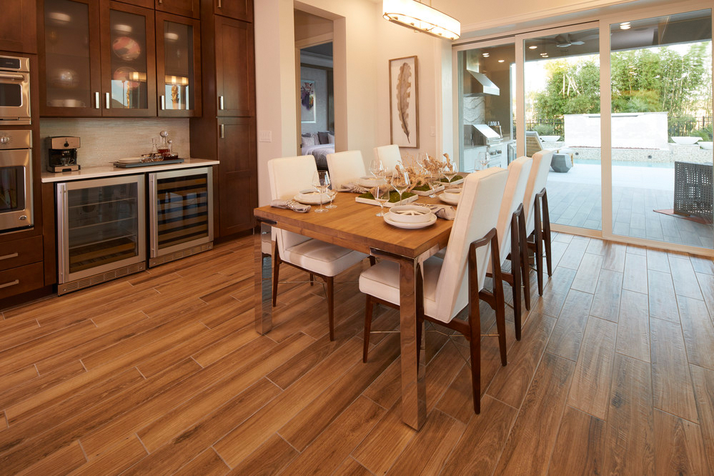 Daltile Saddle Brook Farmhouse Kitchen Floor