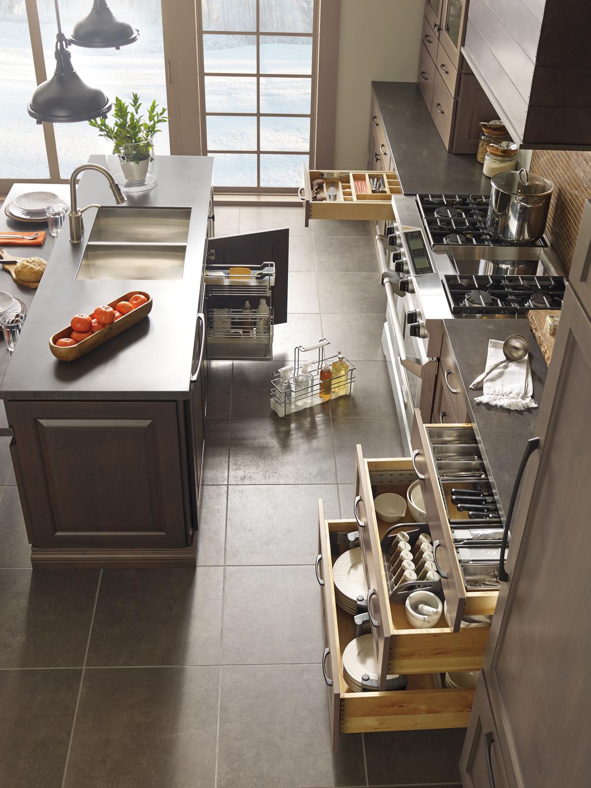 Decora Kitchen Cabinets Accessories