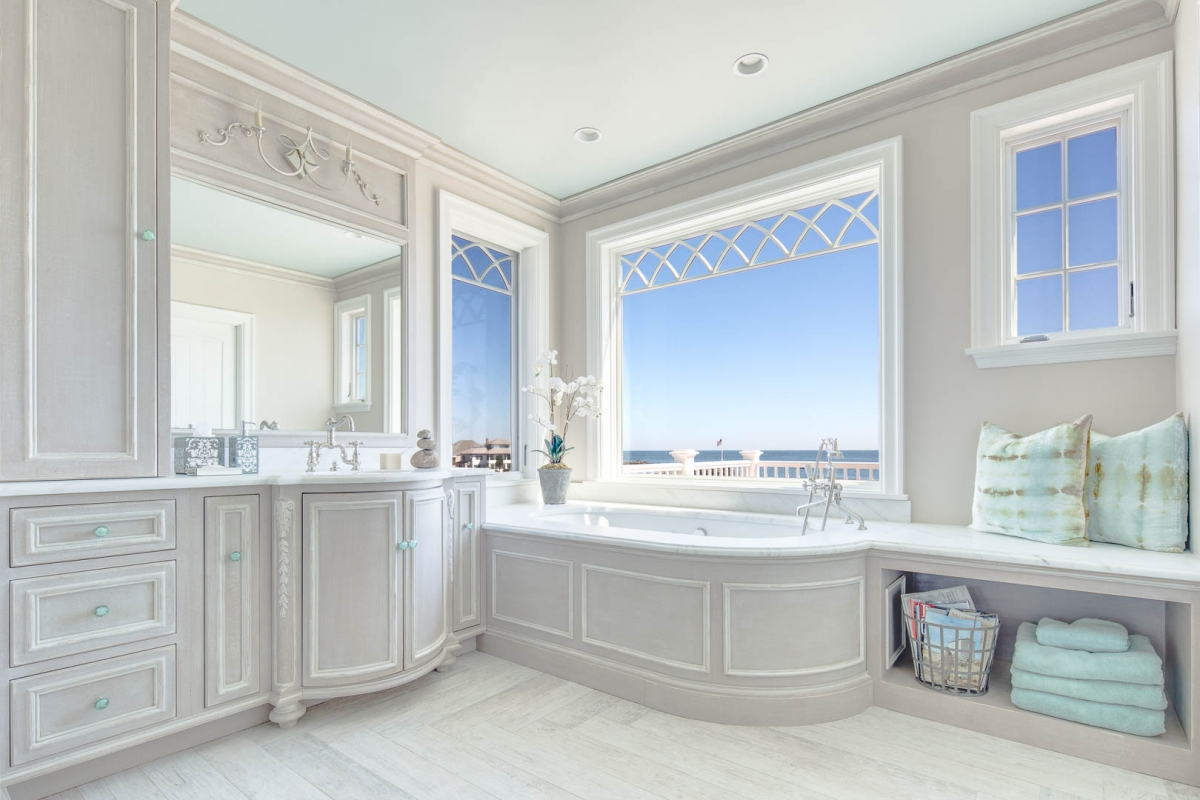 Habersham Bathroom Cabinetry