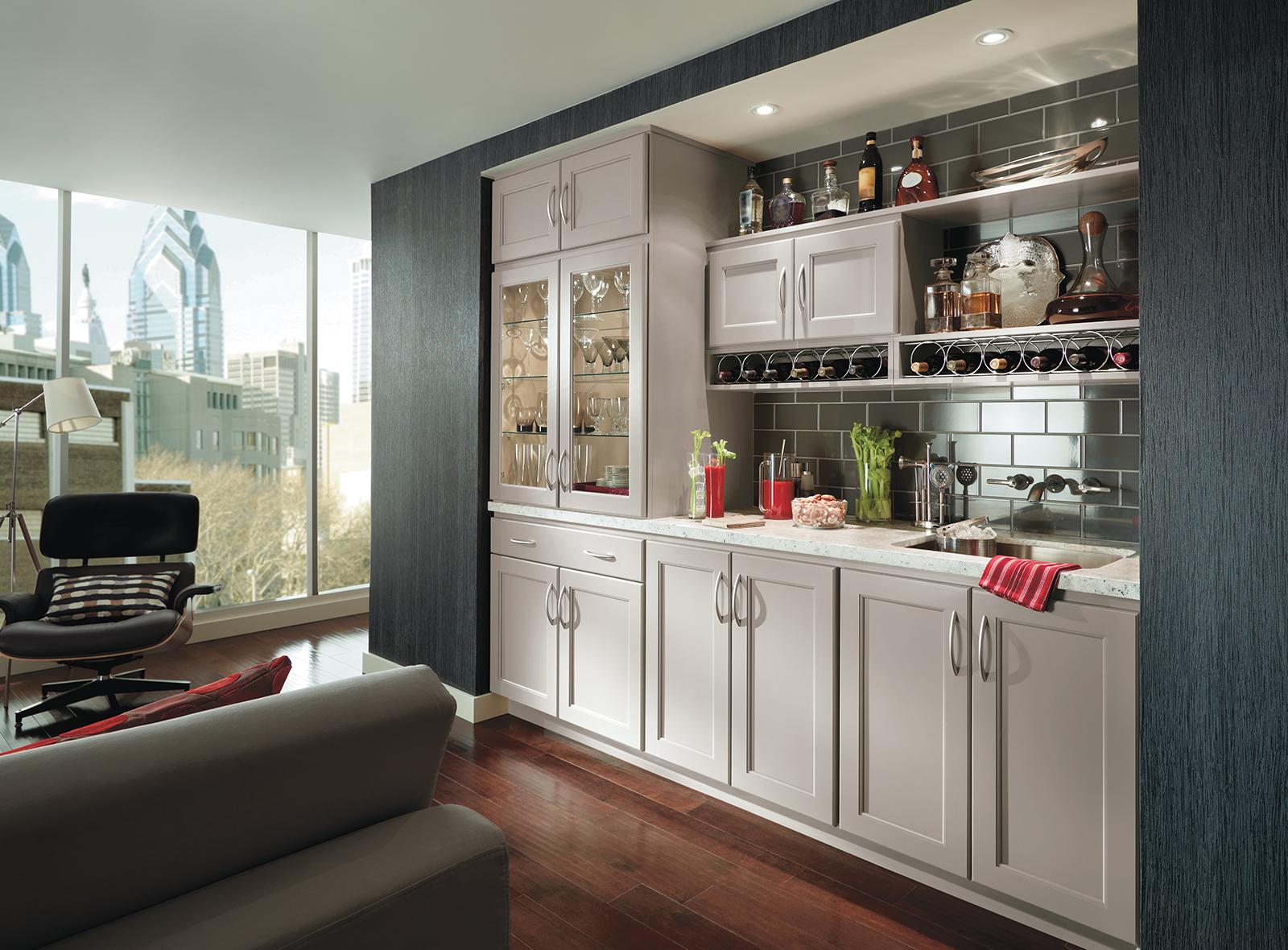 Homecrest Hershing Cabinetry