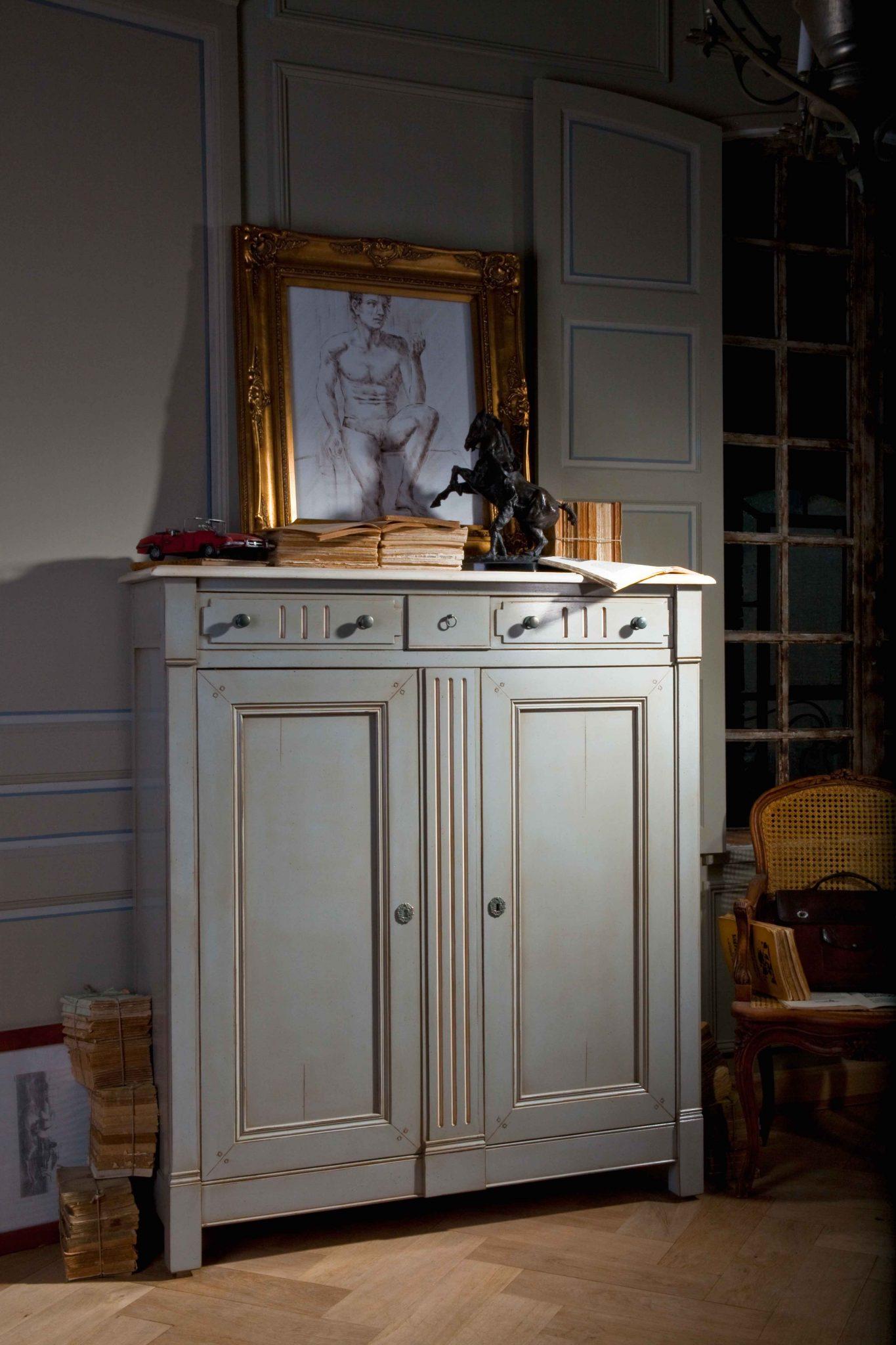 Classic Home Ambiance Furniture - Michel Ferrand