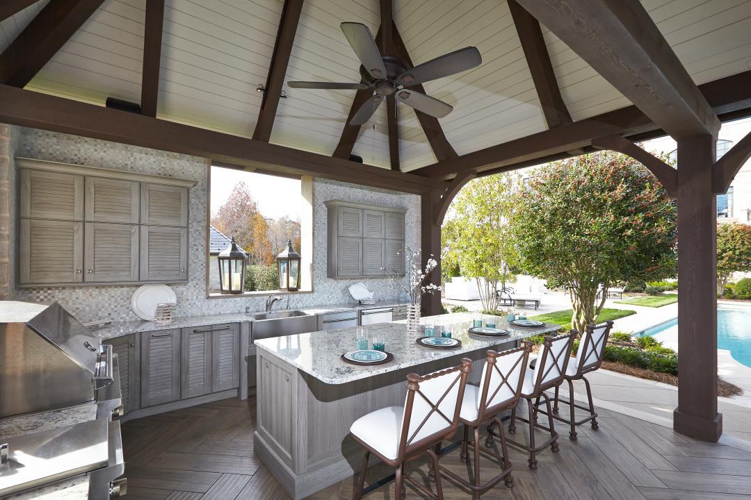Naturekast Outdoor Cabinetry