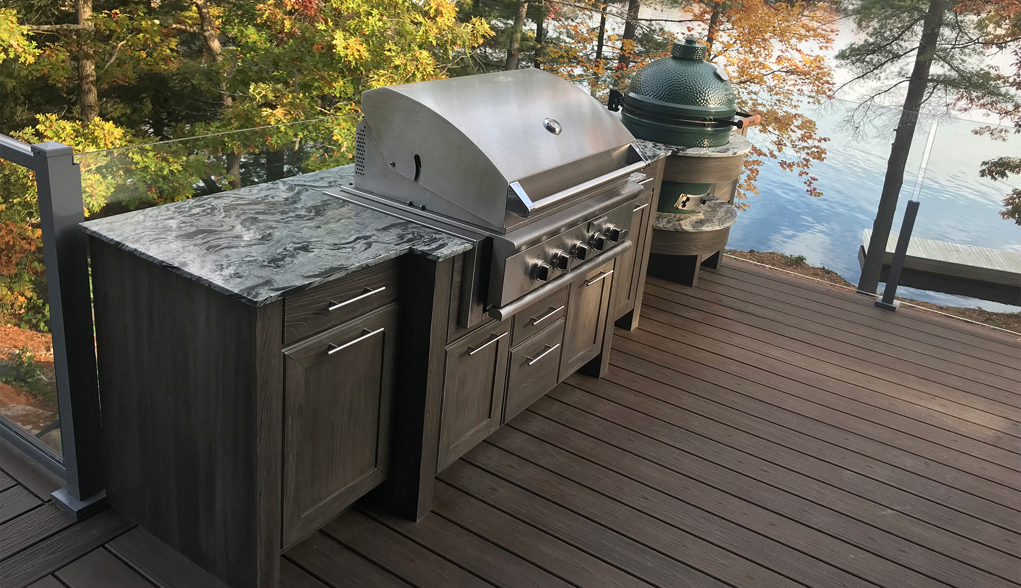 Naturekast Outdoor Cabinets