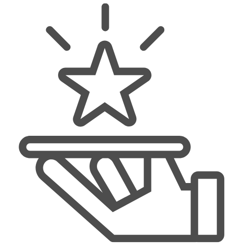 star from phone icon