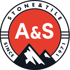 A&S Stone and Tile Logo