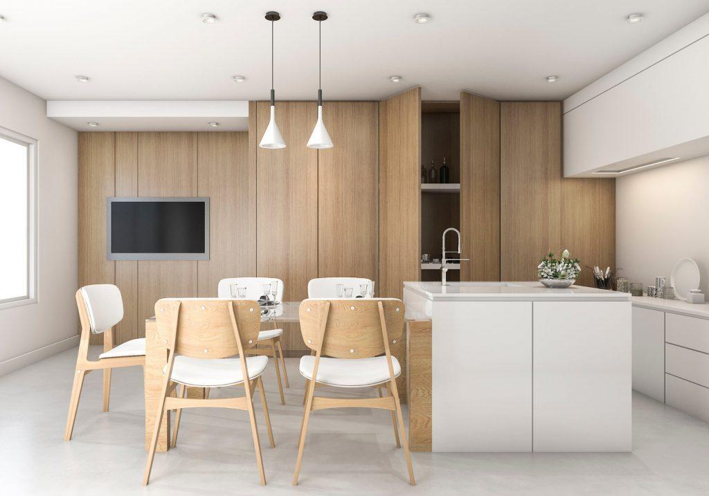 larder cabinets design