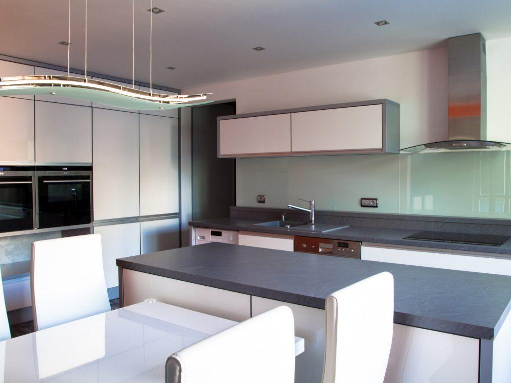 matte countertops kitchen