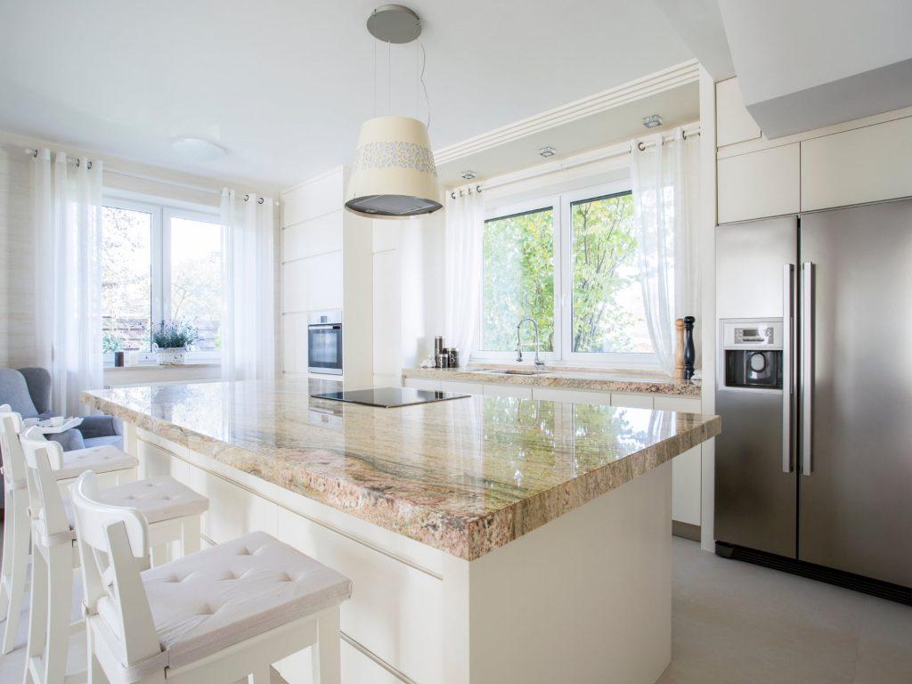 beautiful beige countertop