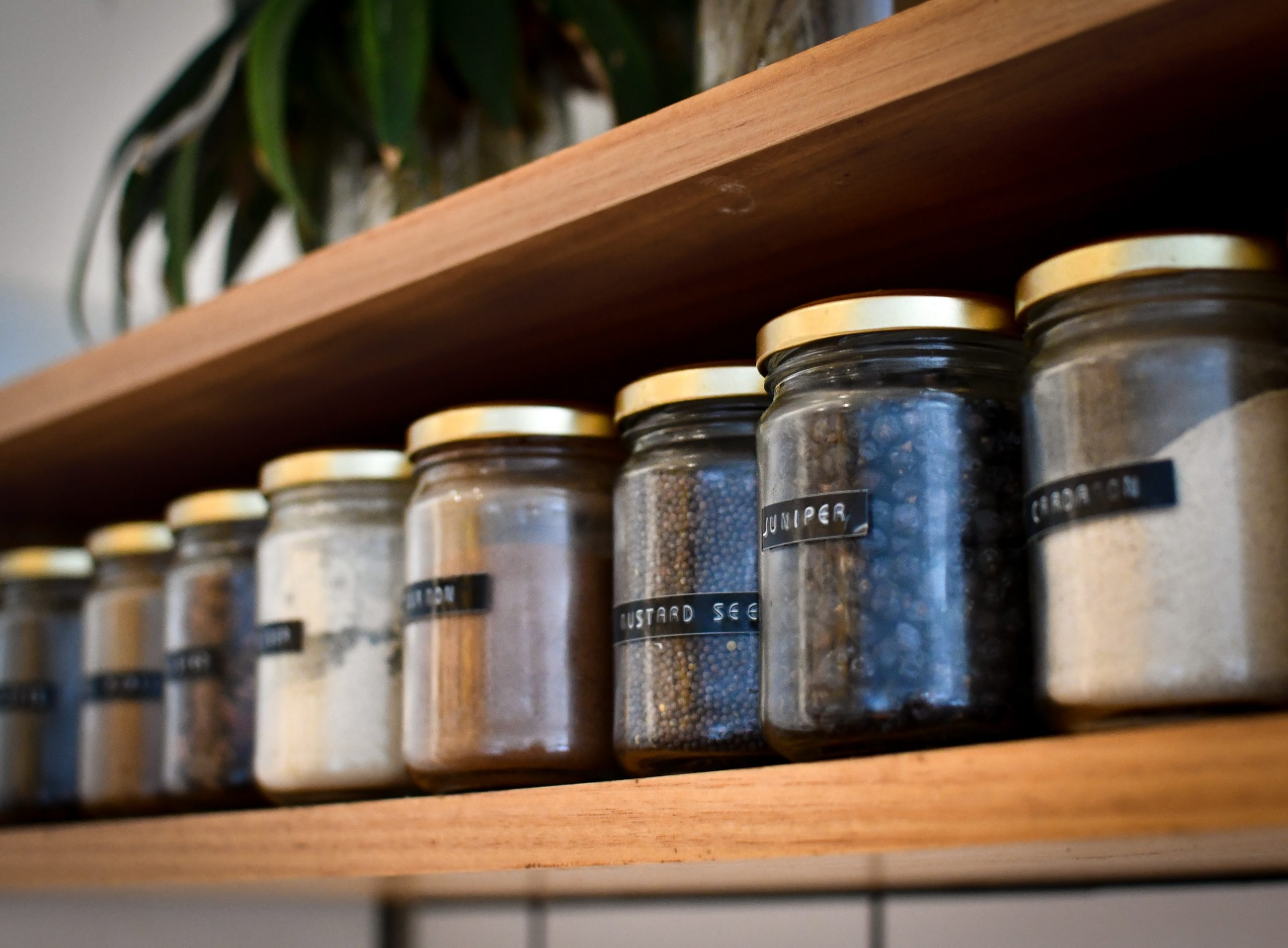 organize your kitchen - pantry