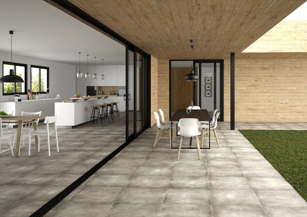 Basilea Marengo Outdoor Patio Tile