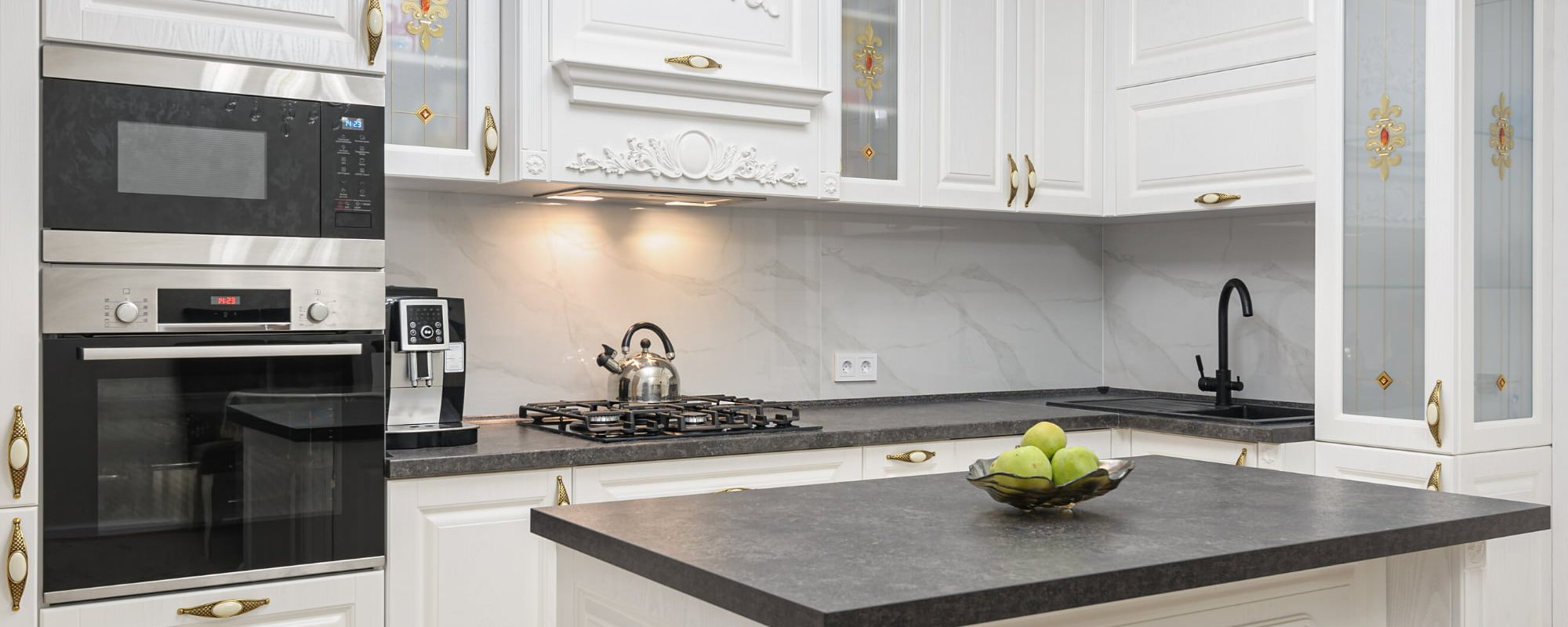 Counter tops with interesting designs